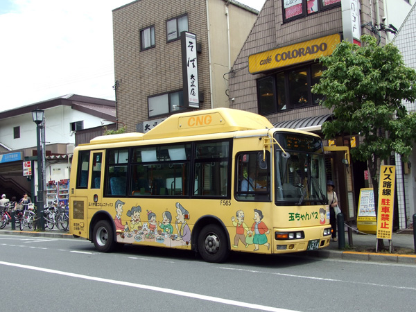 tamachan bus yoko