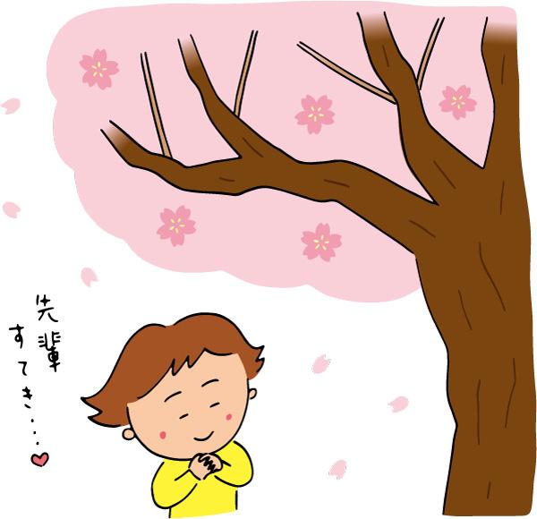 2017年3月町内会だより この町おさんぽコラム 桜