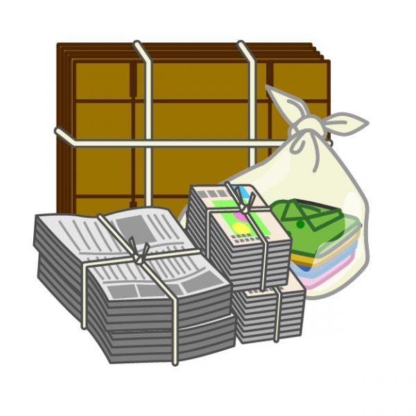 2017年4月号町内会だより 資源回収のルールを守りましょう