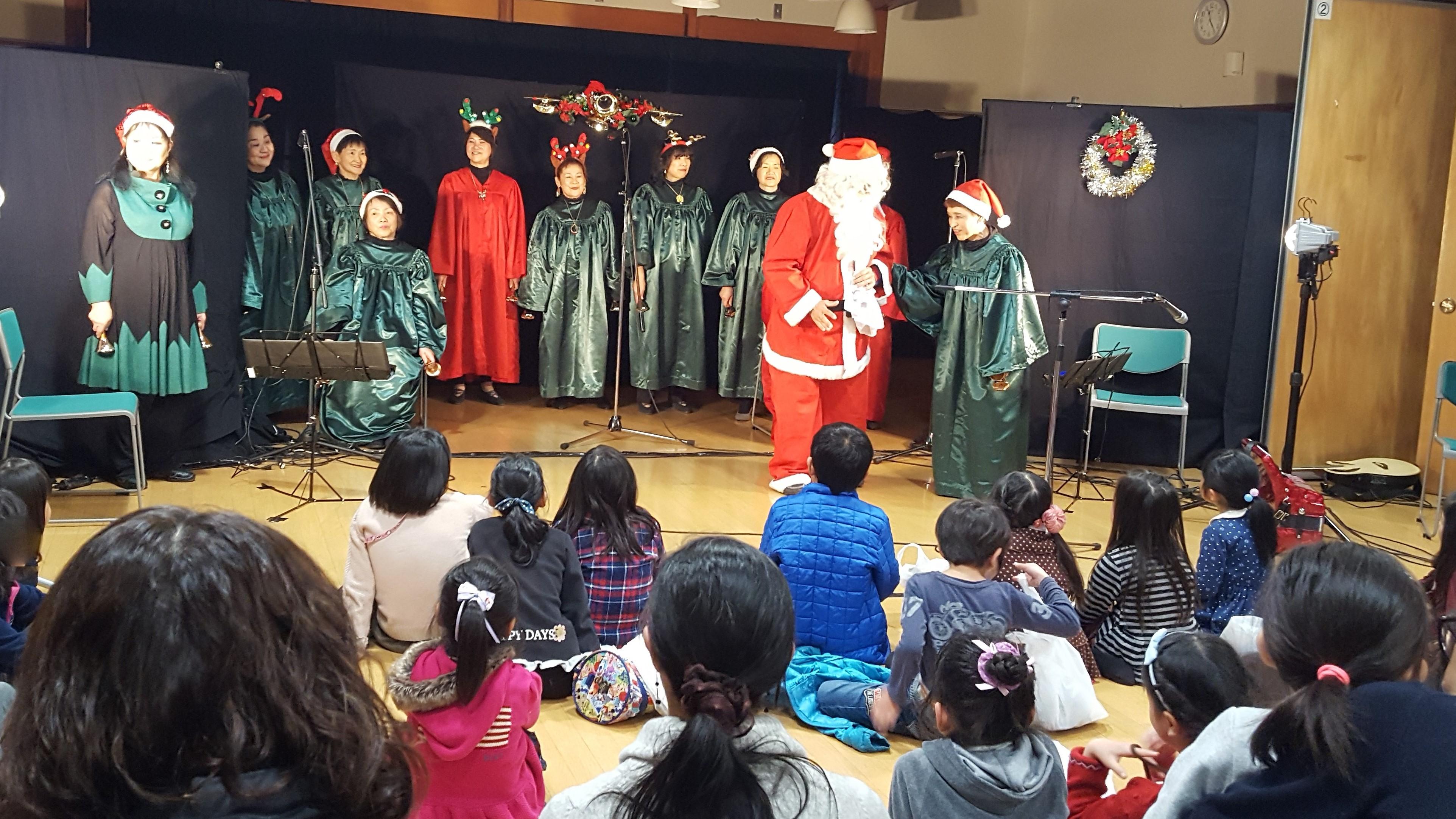 クリスマス子どもの集い